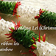 Wedding Lei (Christmas)