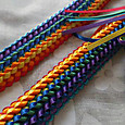 Rainbow braid 8_colors
